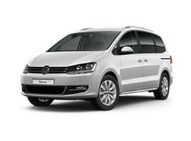 Bilexempel: VW Sharan (bilgrupp N)
