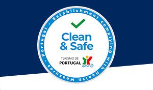 """O Turismo de Portugal atribuiu à Budget, o selo """"Clean & Safe"""""""