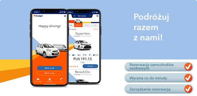 Aplikacja mobilna Budget