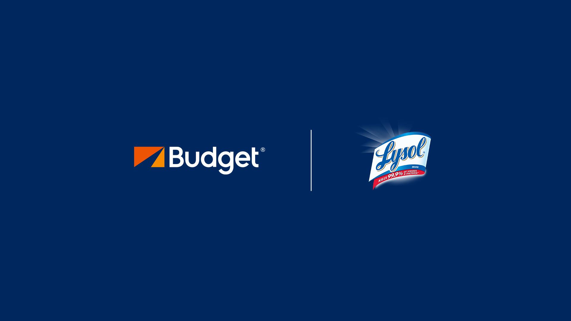 Budget, avec la protection Lysol et Dettol