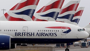British Airways e Budget