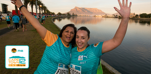 The FNB Cape Town 12 One Run