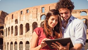 Alquiler coche en Italia