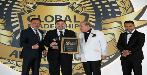 Global Leadership Award 2019