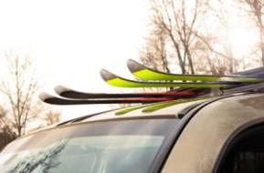 Porte skis Budget