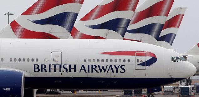 British Airways e Budget