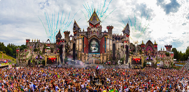 Tomorrowland, Belgio