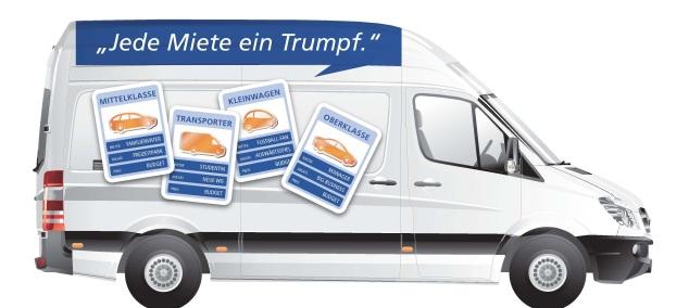 Budget Transport und LKW