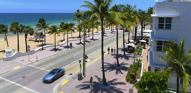 Save 10% on car hire in Florida with Budget