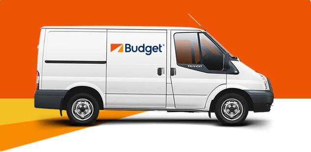 Bestelwagen nodig? Dat kan vanaf nu bij Budget!