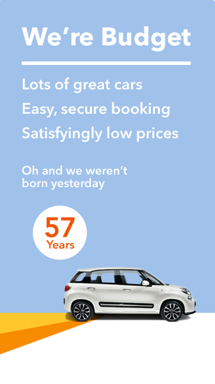 Car Hire Carlisle with Budget