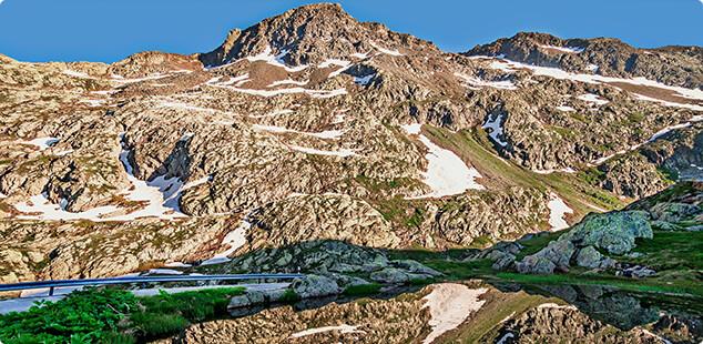 Course Ultra-Trail du Mont-Blanc, France