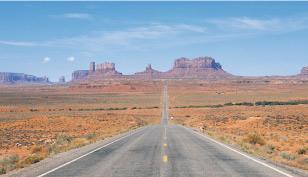 Faz uma viagem por estrada nos EUA com a Budget e poupa até 10%
