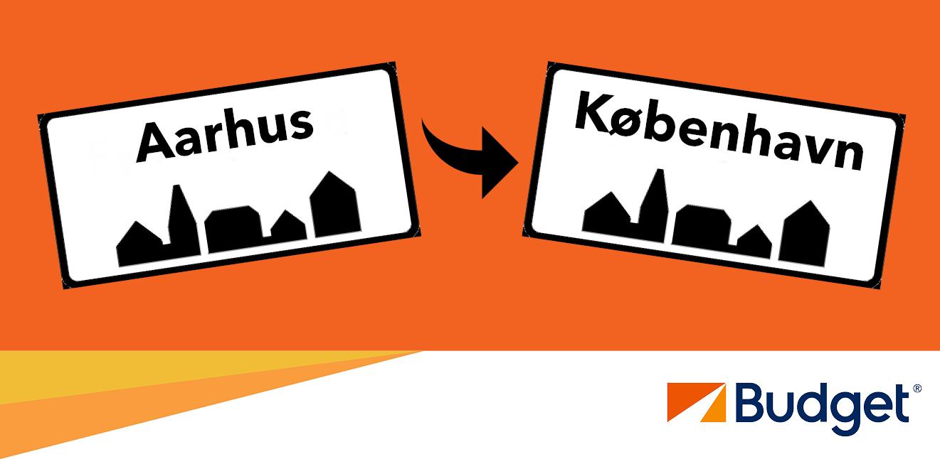 LIGE NU: Gratis envejsleje fra Aarhus til København