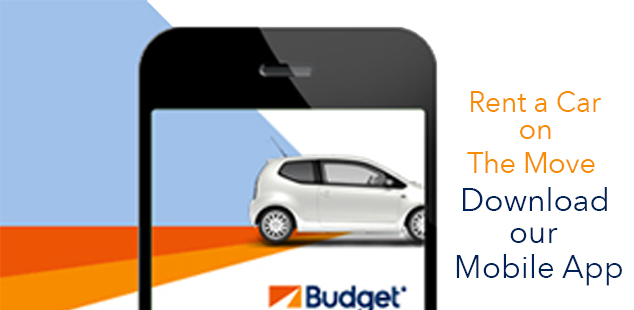 See how easy it is to book a Budget hire car on the go with our free mobile app.