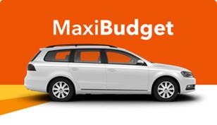 Maxi -  hyrbil i Tyskland, Schweiz & Österrike