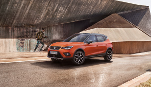 Rent the new SEAT Arona with Budget