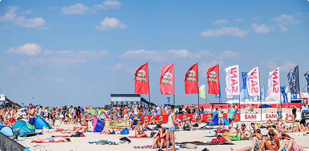 Pringles Kite Surf World Cup, Germania