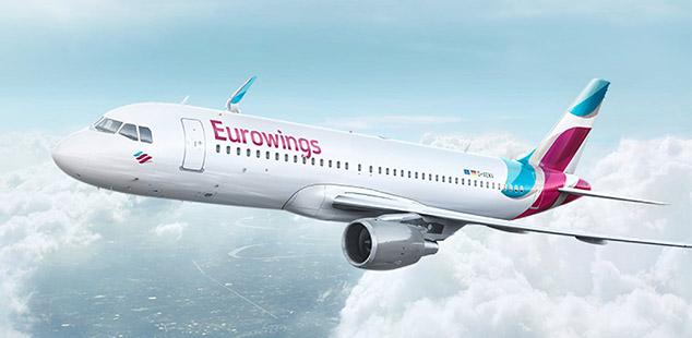 Eurowings e Budget: una forte partnership!