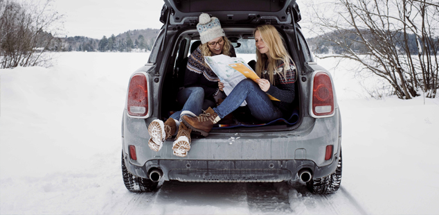 Winter sale - get 15% off your rental in Finland
