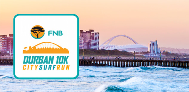 The FNB Durban City Surf Run
