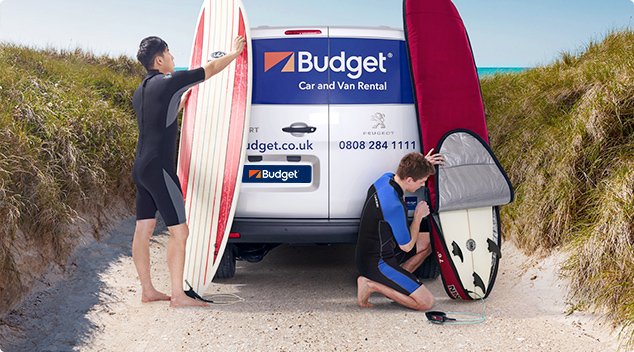 Van Hire Uk Budget