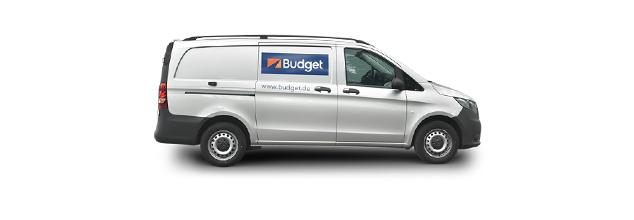 Transporter und LKW mieten | Budget Mietwagen