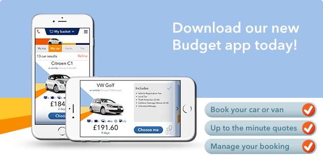 budget mobile app